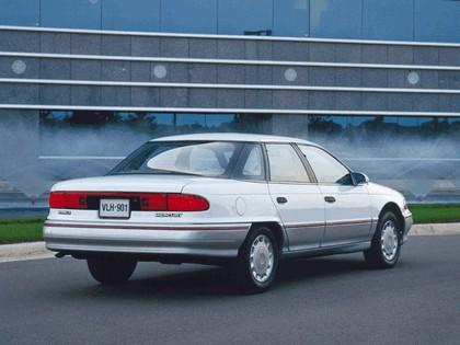 1992 Mercury Sable 4