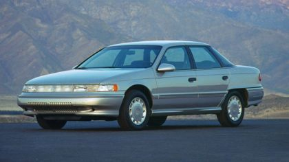 1992 Mercury Sable 5