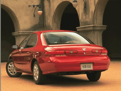 1996 Mercury Sable 3