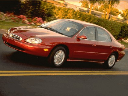 1996 Mercury Sable 5