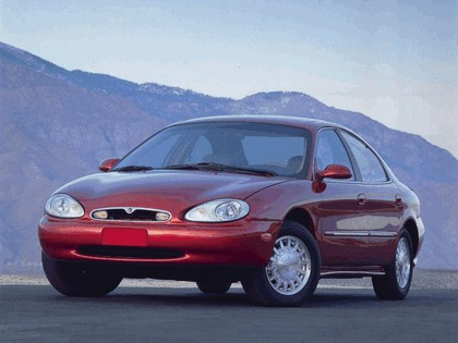 1996 Mercury Sable 7