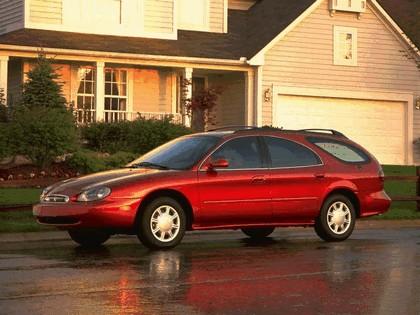 1996 Mercury Sable station wagon 1