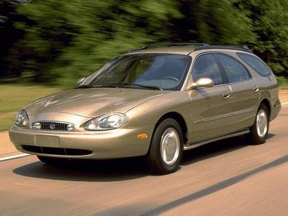 1996 Mercury Sable station wagon 4