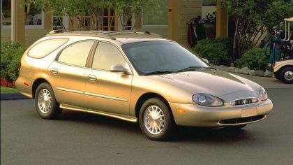 1996 Mercury Sable station wagon 2