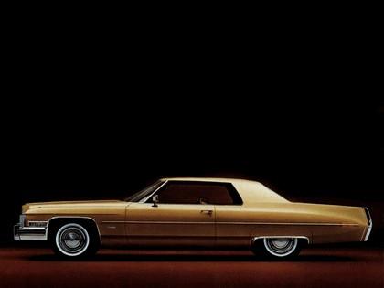 1972 Cadillac Calais coupé 3