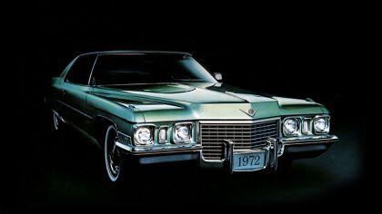 1972 Cadillac Calais coupé 2