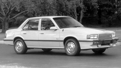 1988 Cadillac Cimarron 4