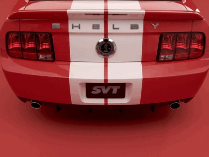 2005 Ford Mustang Shelby GT500 Cobra 10