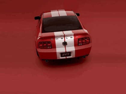 2005 Ford Mustang Shelby GT500 Cobra 11