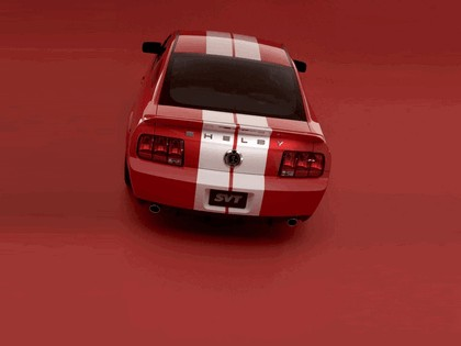 2005 Ford Mustang Shelby GT500 Cobra 12