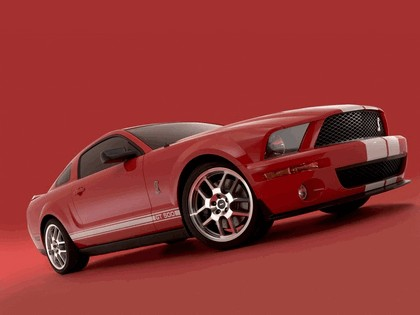 2005 Ford Mustang Shelby GT500 Cobra 14