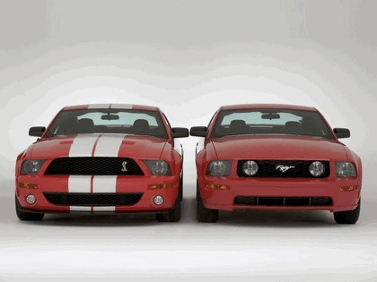 2005 Ford Mustang Shelby GT500 Cobra 17