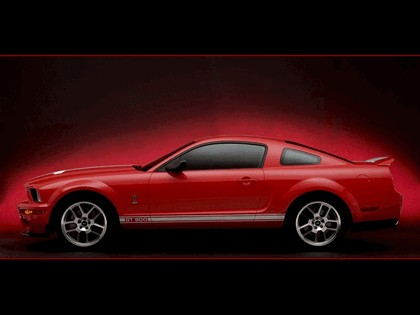 2005 Ford Mustang Shelby GT500 Cobra 20