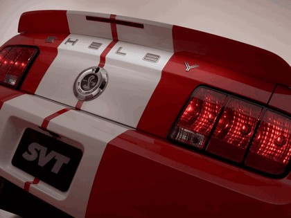 2005 Ford Mustang Shelby GT500 Cobra 23