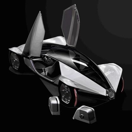 2010 Cadillac Aera concept 2