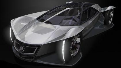 2010 Cadillac Aera concept 1