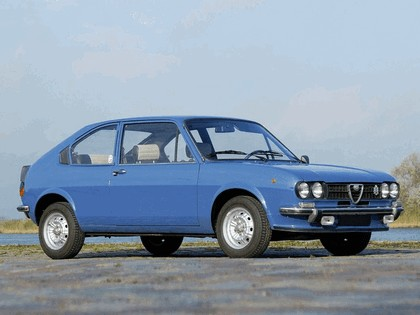 1973 Alfa Romeo Alfasud Ti 2