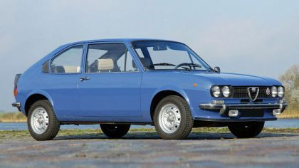 1973 Alfa Romeo Alfasud Ti 5