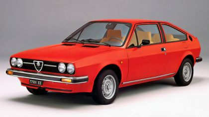 1976 Alfa Romeo Alfasud Sprint 9