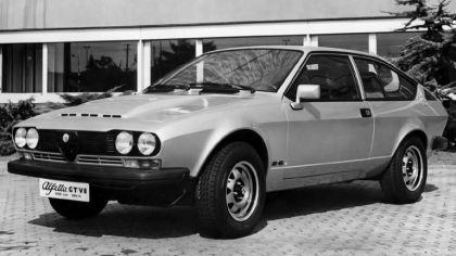 1977 Alfa Romeo Alfetta GT V8 2600 prototype 7