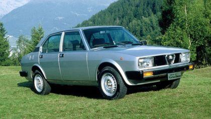 1978 Alfa Romeo Alfetta 4