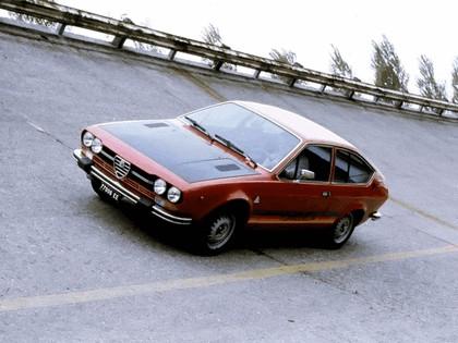 1979 Alfa Romeo Alfetta GTV 2000 Turbodelta 1
