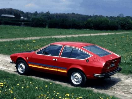 1979 Alfa Romeo Alfetta GTV 2000 Turbodelta 3