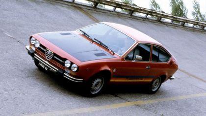 1979 Alfa Romeo Alfetta GTV 2000 Turbodelta 6