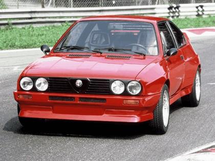 1982 Alfa Romeo Alfasud Sprint 6C prototype 2