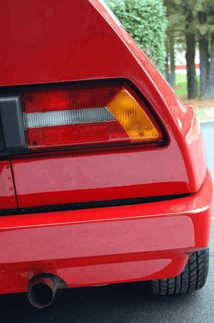 1982 Alfa Romeo Alfasud Sprint 6C prototype 8
