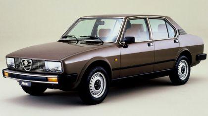 1982 Alfa Romeo Alfetta 5