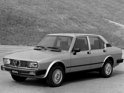 1983 Alfa Romeo Alfetta 2.0i Cem 1