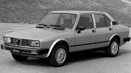 1983 Alfa Romeo Alfetta 2.0i Cem 3