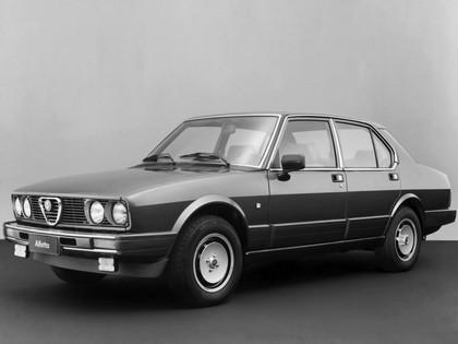 1983 Alfa Romeo Alfetta 2.0i Quadrifoglio Oro 1