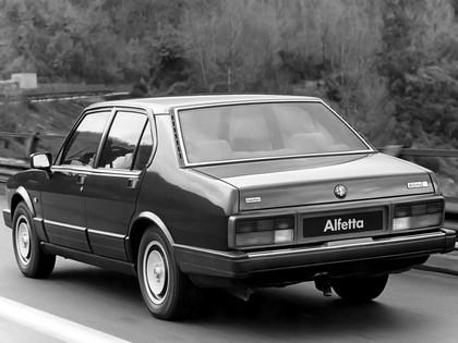 1983 Alfa Romeo Alfetta 2.0i Quadrifoglio Oro 2