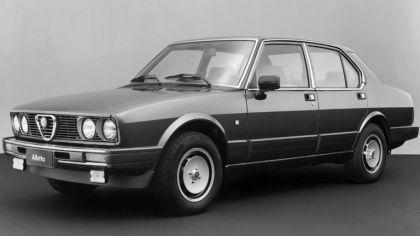 1983 Alfa Romeo Alfetta 2.0i Quadrifoglio Oro 5
