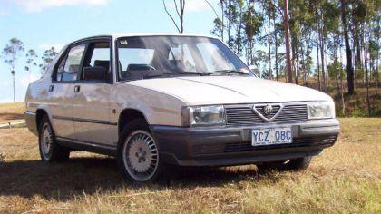 1984 Alfa Romeo 90 2.5 V6 9