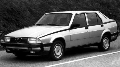 1986 Alfa Romeo Milano ( 161 ) 8