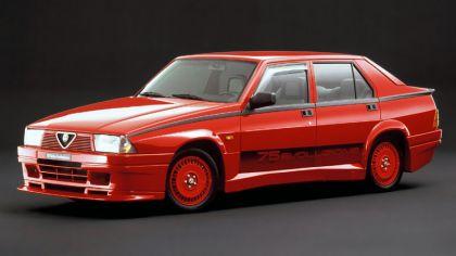 1987 Alfa Romeo 75 ( 162 ) 1.8i Turbo Evoluzione 1