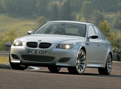 2005 BMW M5 1