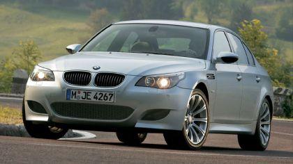 2005 BMW M5 6