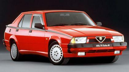 1988 Alfa Romeo 75 ( 162 ) 1.8i Turbo Quadrifoglio Verde 8