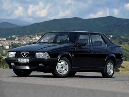 1991 Alfa Romeo 75 ( 162 ) 1.8 i.e. Indy 3