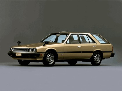 1983 Nissan Skyline 1800 Estate ( VR30 ) 1