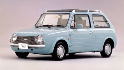 1989 Nissan Pao 9