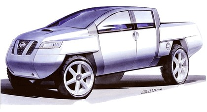 2001 Nissan Alpha T concept 7