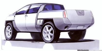 2001 Nissan Alpha T concept 8