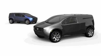 2007 Nissan Bevel concept 6