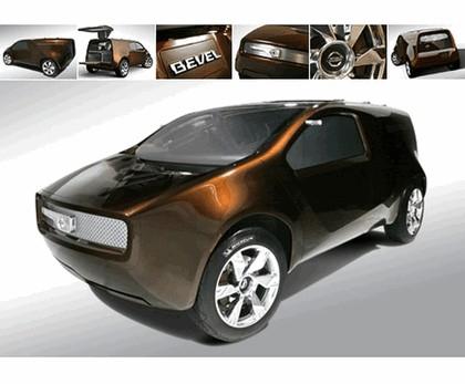 2007 Nissan Bevel concept 7
