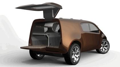 2007 Nissan Bevel concept 15